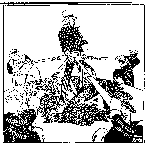 an examination of the failures of the league of nations Failures of league of nations chamberlain's subsequent policy of appeasement emerged out of the weakness of the league of nations and the failure of collective.